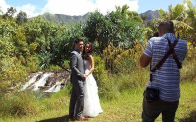 Planning Your Kauai Wedding at the Last Minute?